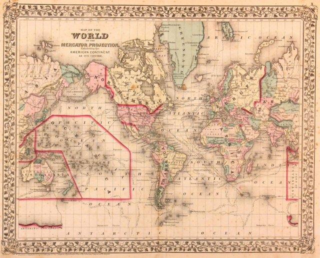 The World, 1877