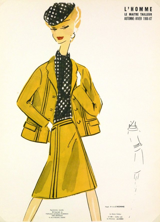 Master Tailor, 1966