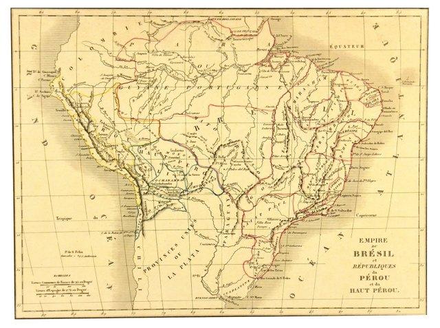 Brazil, 1830
