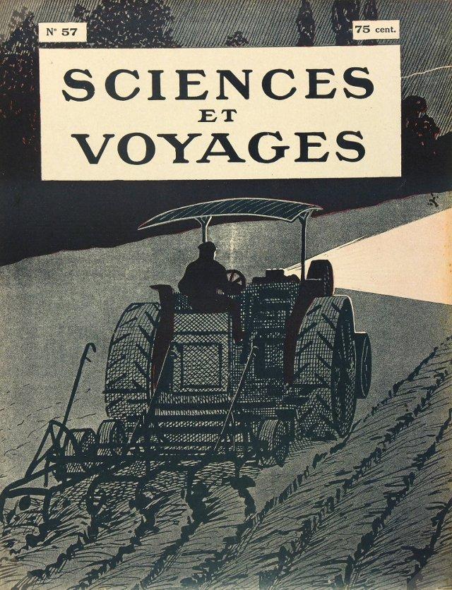Farming Inventions, C. 1920