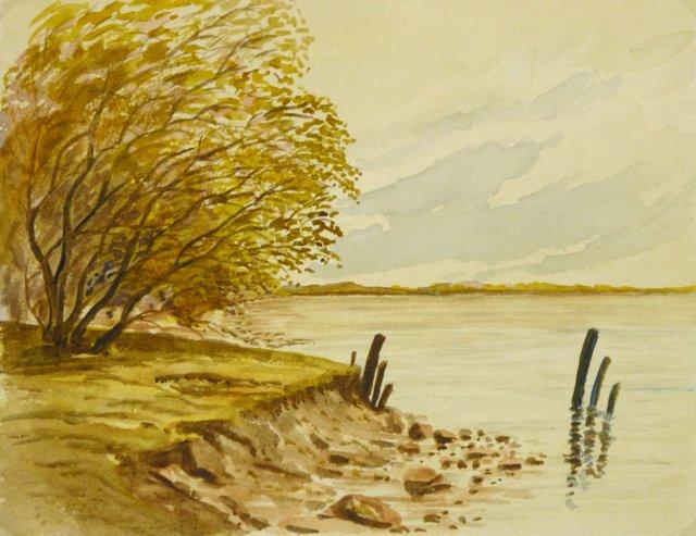 Shoreline, C. 1930