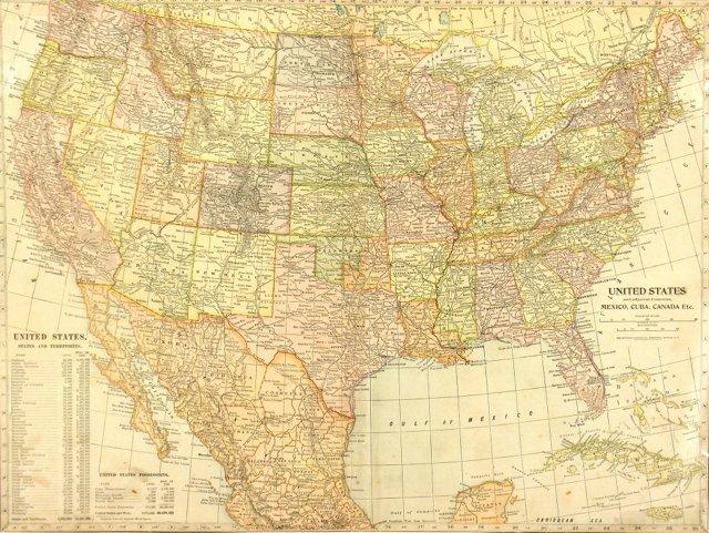 United States,  1889