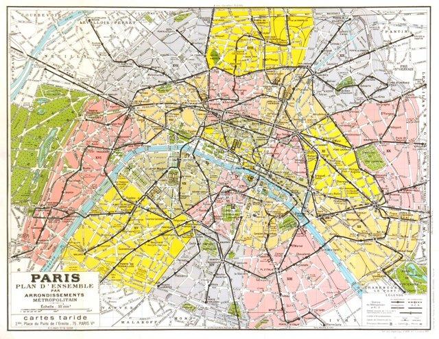 Paris, C. 1965