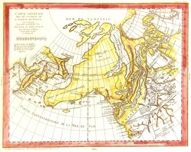 Nautical Discoveries, 1772
