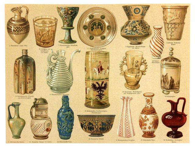 Glassworks, 1894
