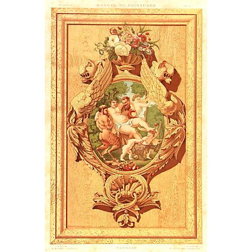 Revelry, C. 1890