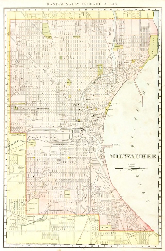 Milwaukee, 1898