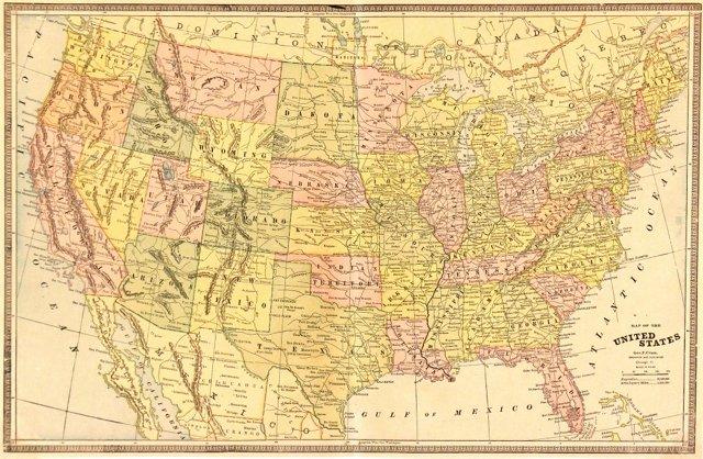 United States, 1890
