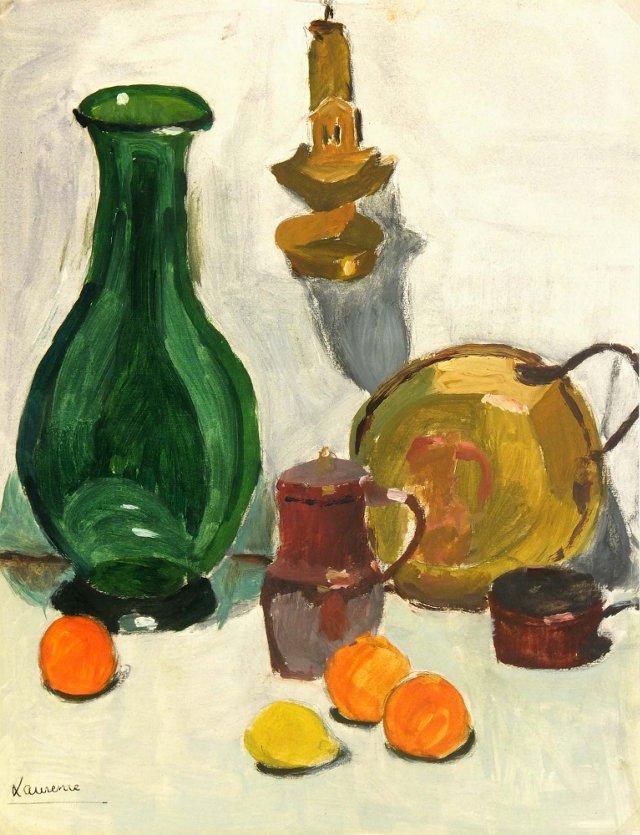 Glass, Copper & Citrus, C. 1960