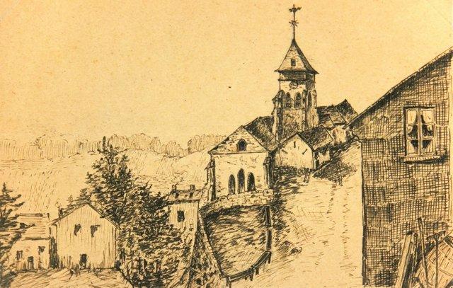 Bucolic Village