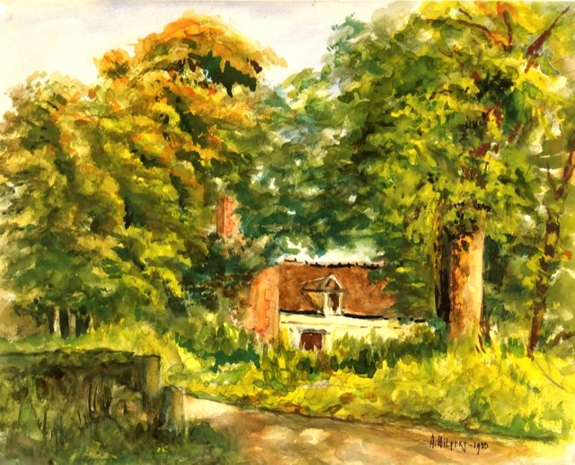 Cottage in the Woods, 1933