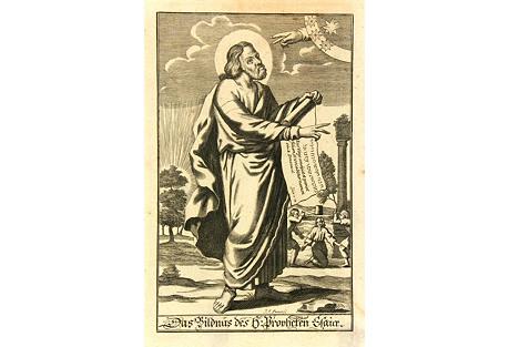Renaissance Saint, 1680