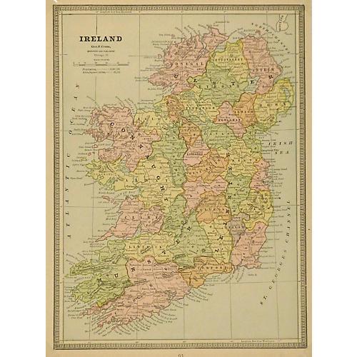 Ireland, 1890