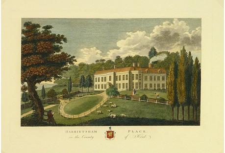 Harrietsham Place, 1879