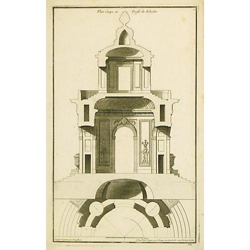 Belvedere, 1780
