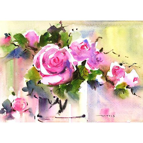 Resplendent Roses