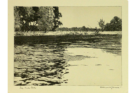 The Mill Pool, 1931