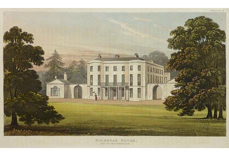 Rockbear House, 1828