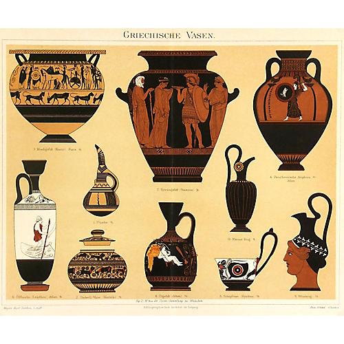 Greek Vase, 1894