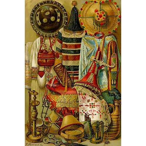 Hamitic Culture, 1893