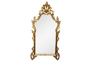 Giltwood Mirror*
