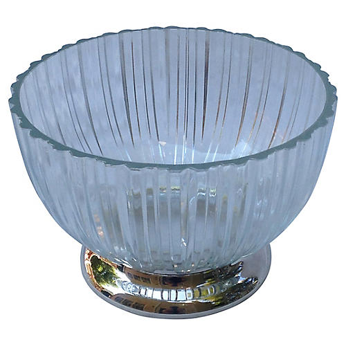 Italian Glass Bowl