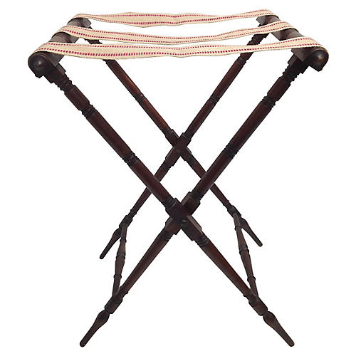 English Butler's Tray Stand