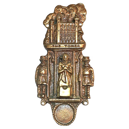 Tower of London Door Knocker