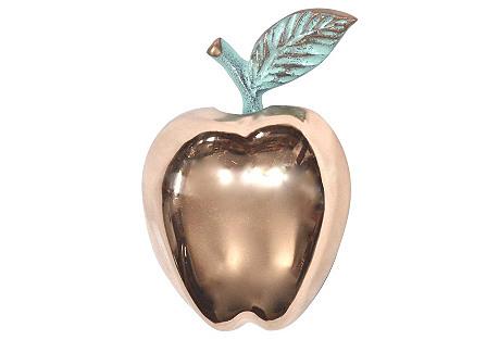 Apple Door Knocker