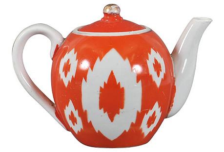 Santi Russian Teapot