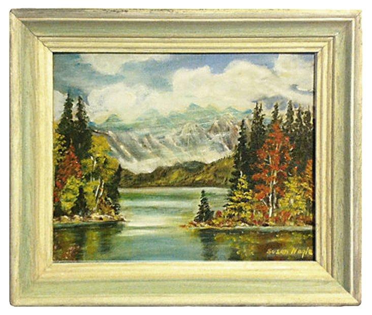 Lake View by S. Nagl