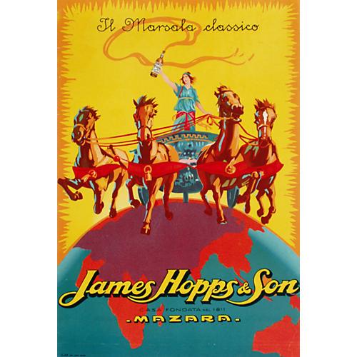 James Hopps & Son Poster