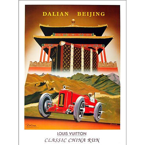 Original Louis Vuitton Classic China Run