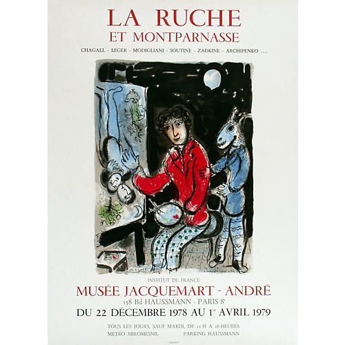 Marc Chagall Exhibition