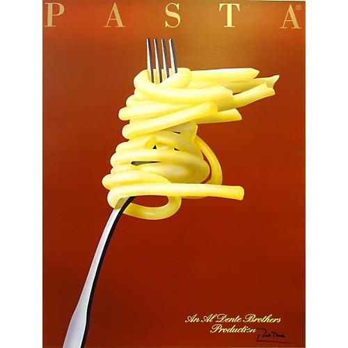 Pasta Original Poster