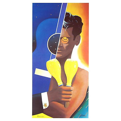Orangina Poster, 1992