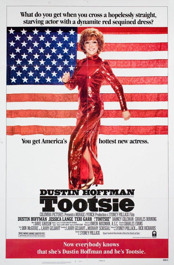 Tootsie Movie Poster, 1982