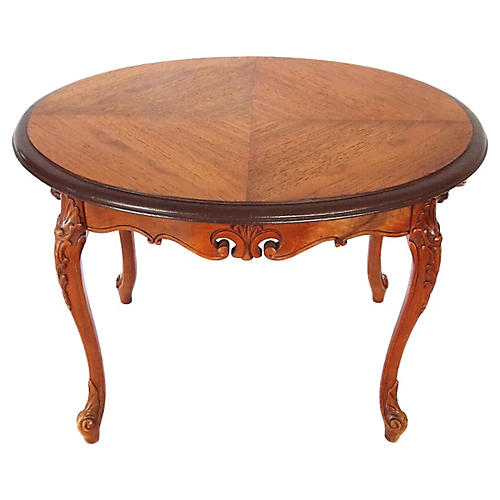 Provençal-Style Occasional Table