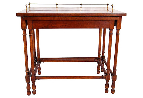 Wellington Hall Nesting Tables, S/2