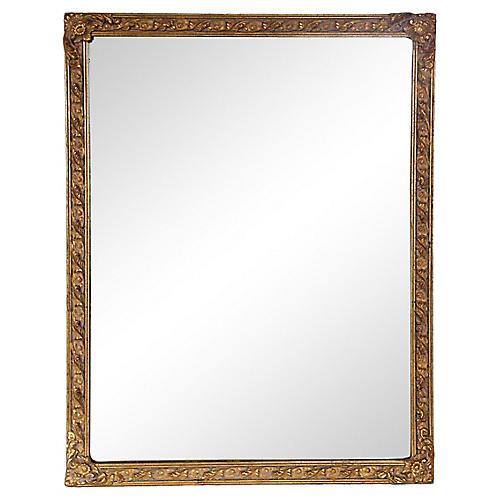 Acanthus Leaf Mirror