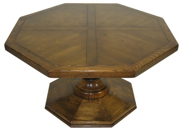 Baroque-Style Telescopic Table