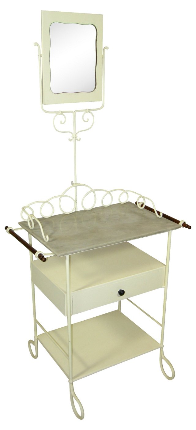 French Dressing Stand