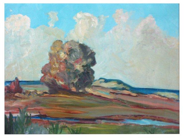 Landscape by Betty Baker