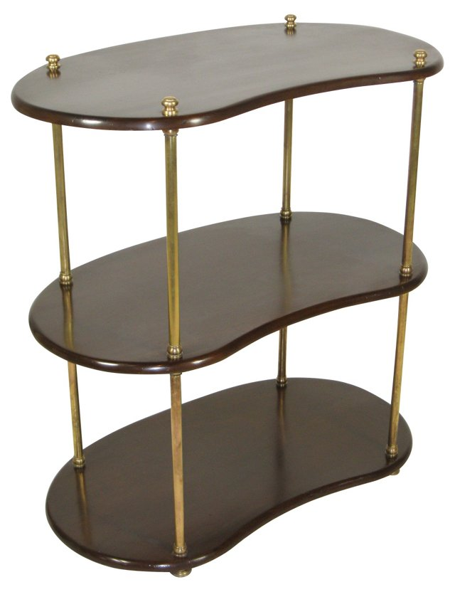 Regency-Style Serving Stand