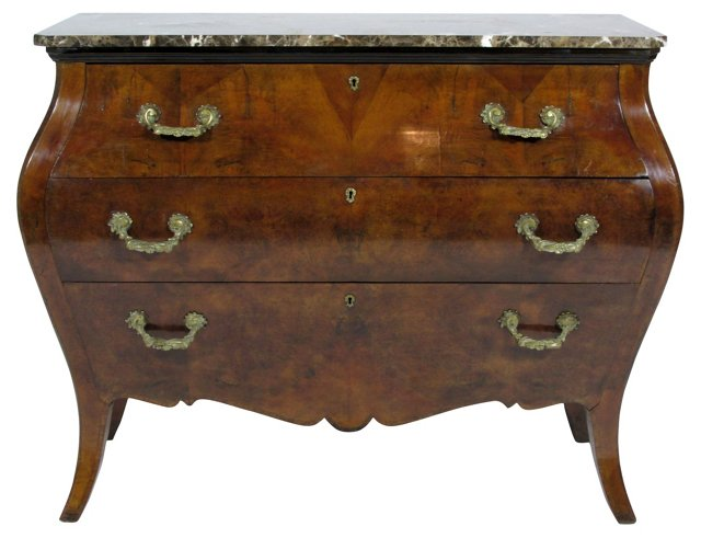 French BombéCommode