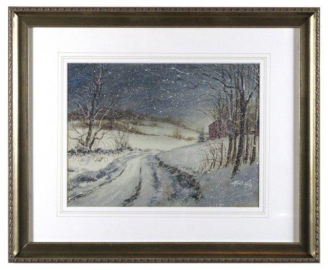 Winter     by Bill Ely