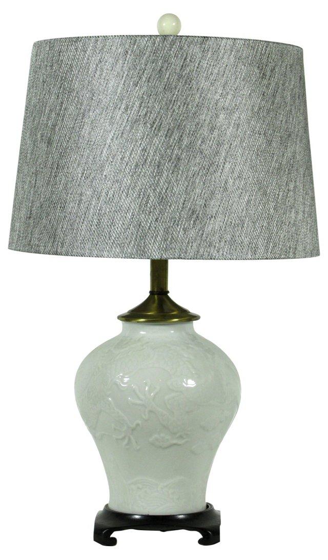 Chinese Vasiform Lamp