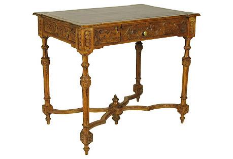 19th-C. Italian  Writing Table