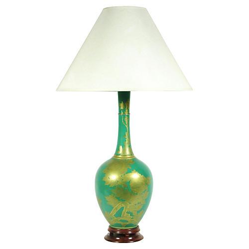 Chinese Vase Lamp