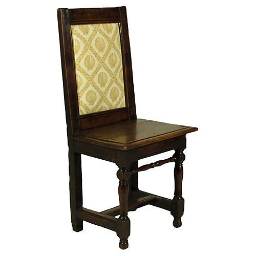 19th-C. Child's Chair